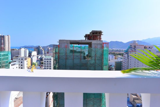 Galliot Hotel : View from 16th floor
