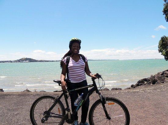 Adventure Capital: Riding the bike