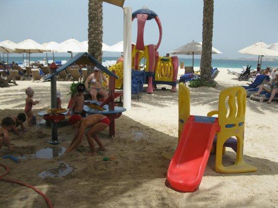 Hilton Dubai The Walk: Playground