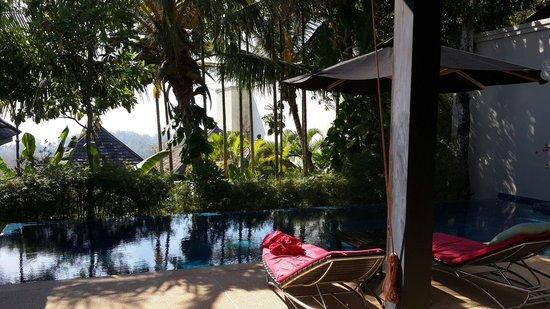 The Pavilions Phuket : Pool villa