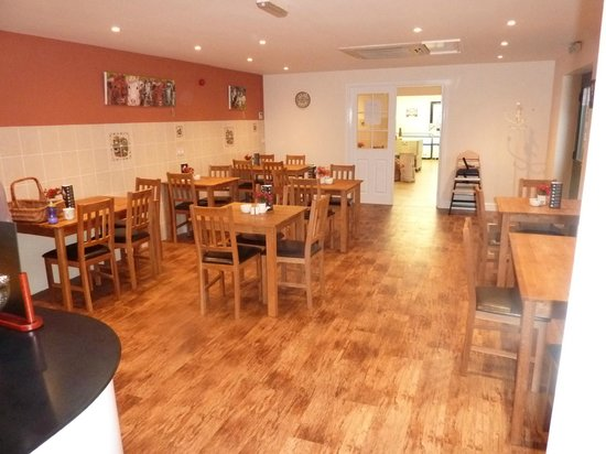 Highfield House Farm Tea Rooms Chesterfield S
