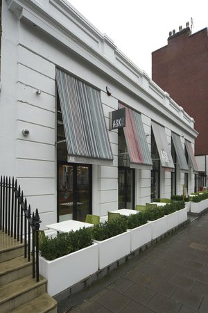 ASK Italian - London - Spring Street