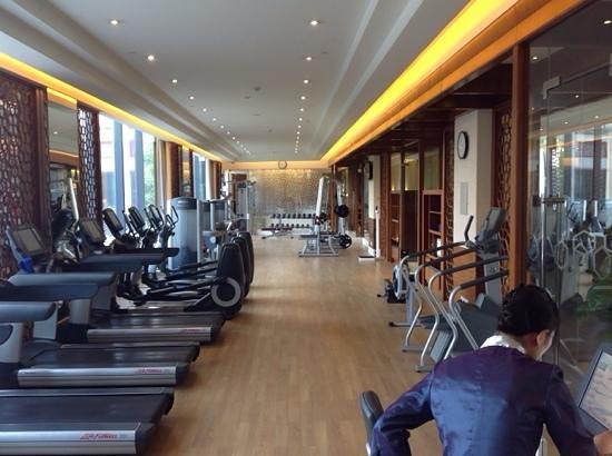 Shangri-La Hotel Guilin : fitness center