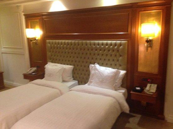 Swiss Diamond Hotel Lugano: Camera