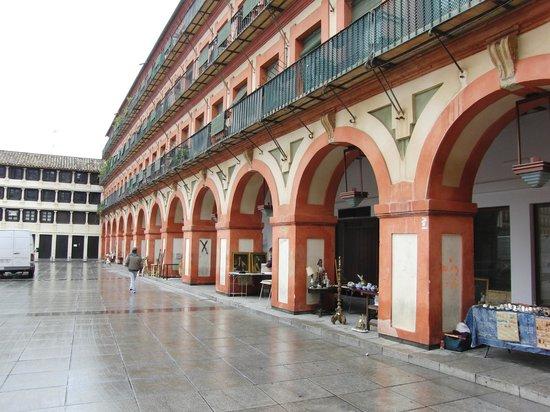 Plaza de la Corredera : plaza