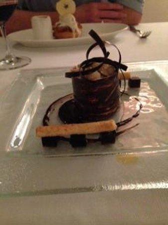 Airds Hotel & Restaurant: Tiramisu