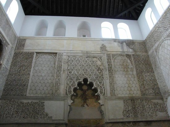 Sinagoga : interior