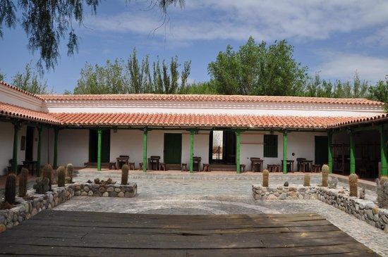 Bed and breakfast i Molinos