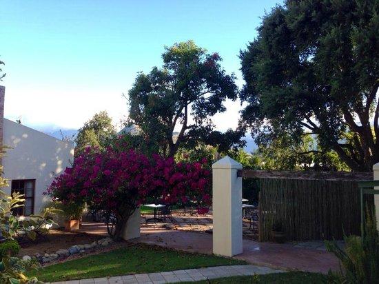Val d'Or Guest House: Val D'or Estate, Franschoek, South Africa