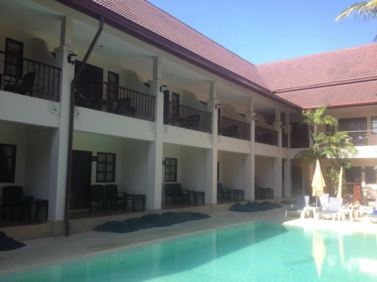 Naiya Buree Boutique Resort: Hotel