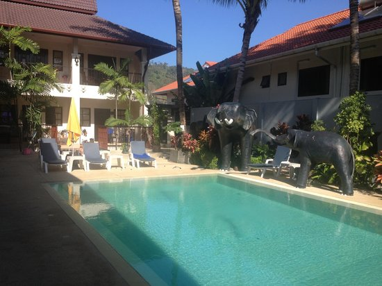Naiya Buree Boutique Resort: Pool