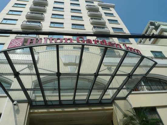 Hilton Garden Inn Hanoi: Name of Hotel