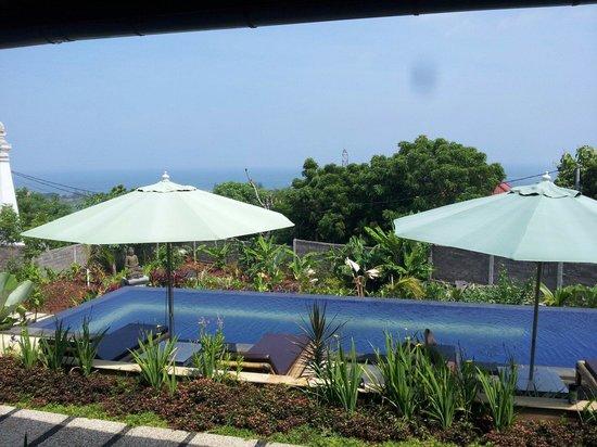 Puri Tugu Belanda : View from the room