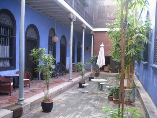 Cheong Fatt Tze - The Blue Mansion : Courtyard