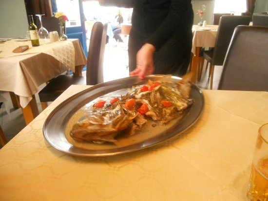 La Nostra Padrona: pesce freschissimo
