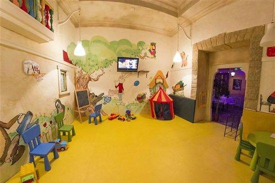 Via Dell' Oliva : детская комната