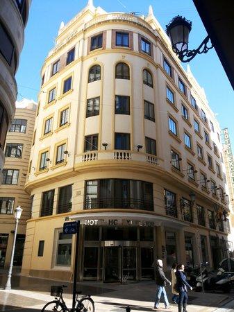Catalonia Excelsior: Fachada Principal