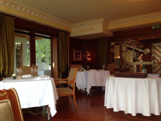 Swiss Diamond Hotel Lugano: Ristorante