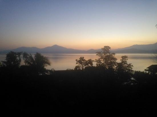 Vedana Lagoon Resort & Spa: Sunrise at Honeymoon Villa