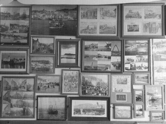 Kays Cafe: some of the photos in the cafe