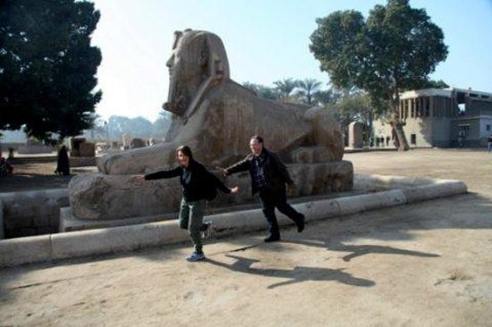 Sawa4 Tours - Private Day Tours: Sphinx at Memphis