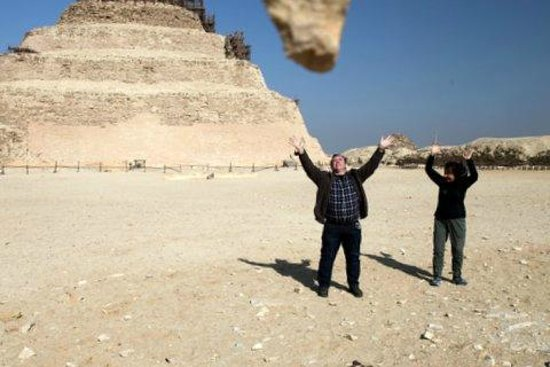 Sawa4 Tours - Private Day Tours: Stepped Pyramid