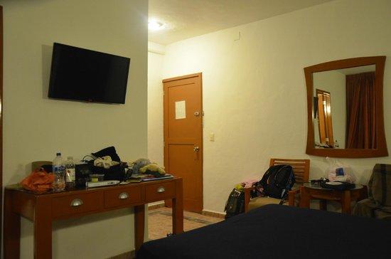 Hotel Soberanis Cancun : Chambre