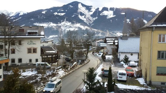 Hotel Stadt Wien: The view from our room