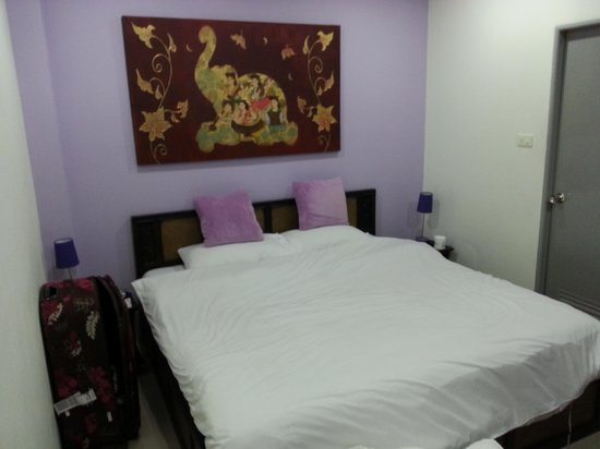 Butterfly Phuket: our bedroom nr 1