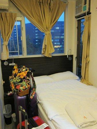Homy Inn: 雙人床房