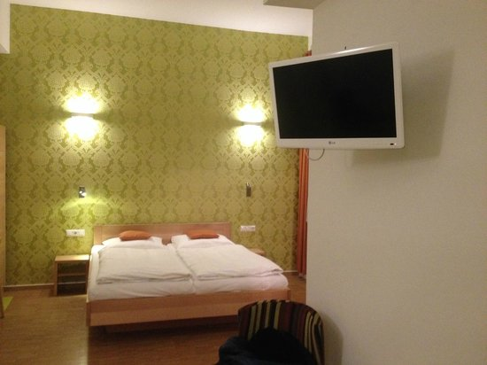 Hotel Mocca: The room I stayed