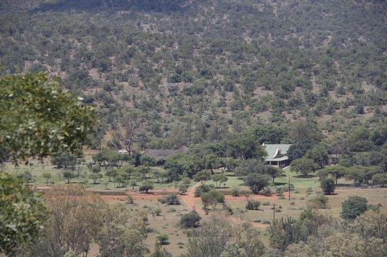 Thandile Country Lodge: Farm House