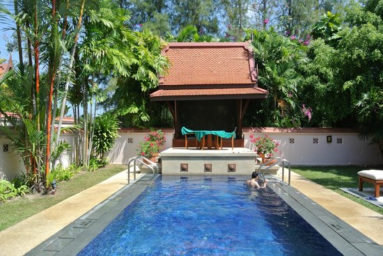 Banyan Tree Phuket: Pool Villa