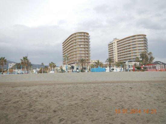 Marconfort Beach Club Hotel : Отель