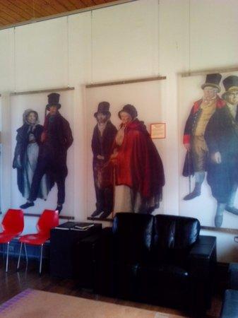 Site historique de Port Arthur : Display
