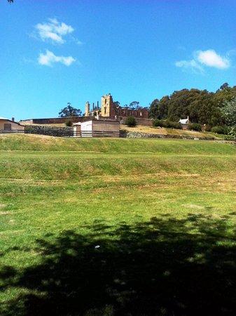 Site historique de Port Arthur : Historic buildings