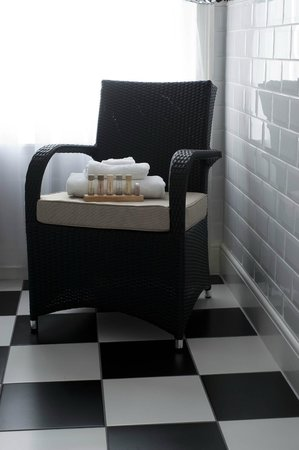 Rose Garden Treatment Rooms: Part of one of our superior rooms