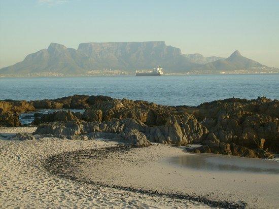 Sonskyn: South African Landmark - Table Mountain