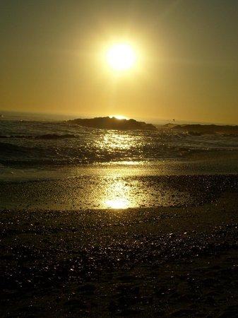 Sonskyn: Sunset