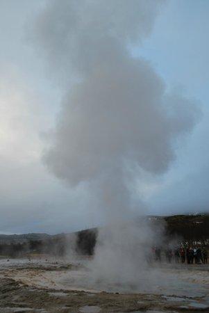 Reykjavik Excursions : Geysir 2