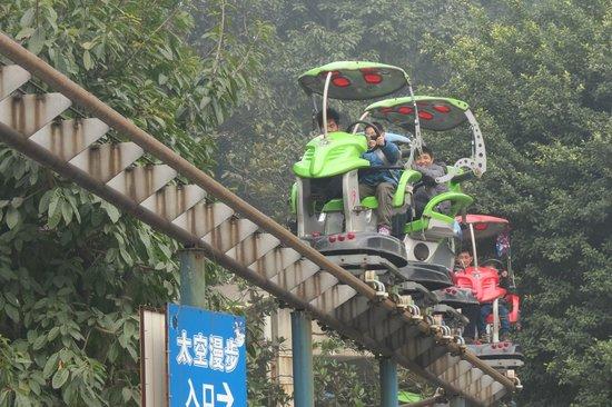 Chongqing Zoo (Chongqing Dongwuyuan): Chongqing Zoo's Funfair
