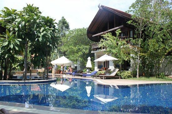 The Tubkaak Krabi Boutique Resort: Tubkaak Pool