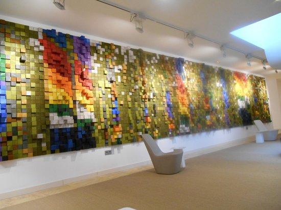 Barcelo Bilbao Nervion : lounge area