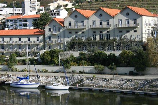 Anima Durius Douro River Cruises : Our dock