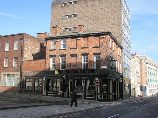Restaurants Liverpool Dale Street