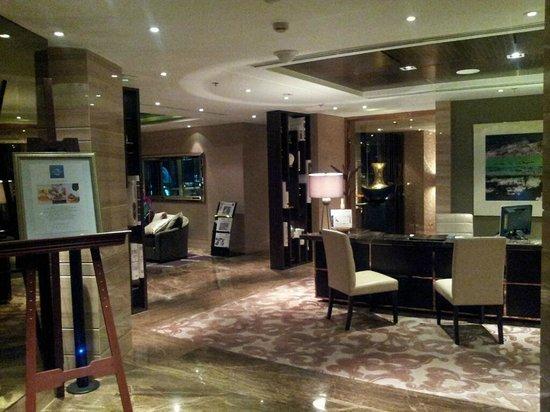 Sofitel Bangkok Sukhumvit: ソフィテル バンコク スクーンビット executive lounge