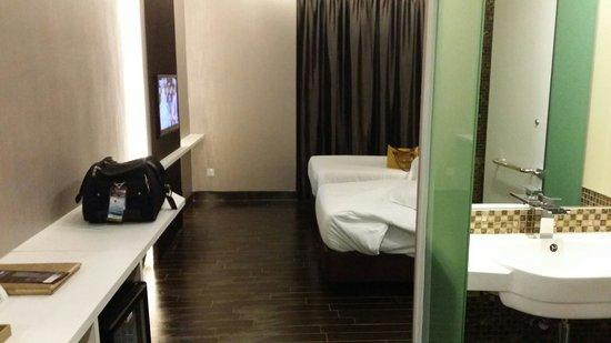Hotel Maison Boutique: Normal rooms.