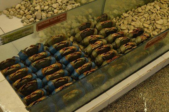Layar Seafood : The Kepiting (Crab)