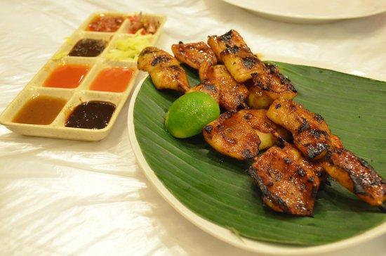Layar Seafood : my favourite juicy Cumi-Cumi
