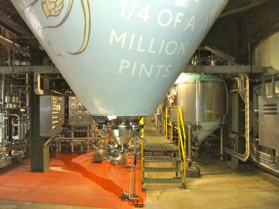 Greene King Brewery: Well what can be said? Will keep many people happy!!